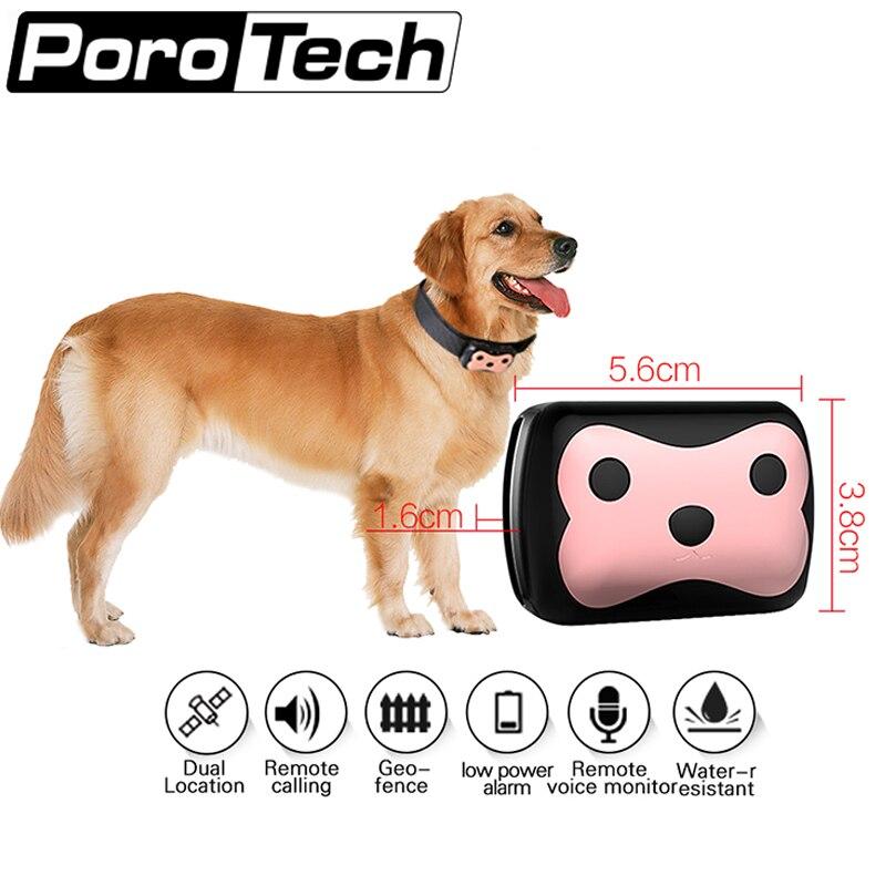 D69 5PCS/lot Pet Dog GPS Tracker APP tracking Mini Tracking Waterproof for Welsh Corgi Labrador Pitbull Husky Alaskan Akita<br>