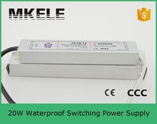 36V customized led driver 20w FS-20-36 0.6A Single Output Switching power supply for CCTV camera LED Strip light AC to DC SMPS