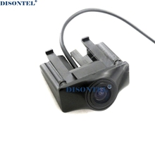 NEW Car Front View Camera Logo Embeded Camera For Audi A6L 2012 2013 Free Shipping CCD 480 TVL HD Colour Waterproof wide angle