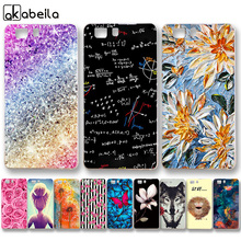 AKABEILA Soft TPU Silicone Phone Cases For Doogee X5 X5 Pro Doogee X5S 5.0 inch Covers Bags Skin Shell Nutella Flamingo Tetris(China)