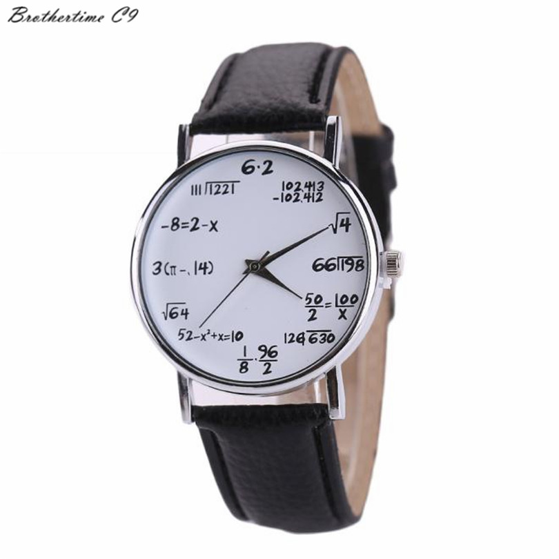 Brothertime C9 New Arrival Women Mens Leather Stainless Steel Watch Sport Quartz Wrist Watch #-090 Free shipping Wholesale <br><br>Aliexpress