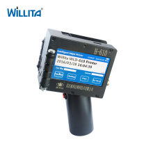 Barcode QR Code Thermal Ink Jet TIJ Printers(China)