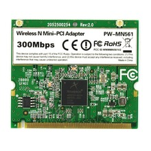 Wireless Adapter Card for 300Mpbs laptop wireless card Atheros AR9223 Mini PCI Wireless Card ABGN 801.11N WIFI 802.11a/b/g/n(China)