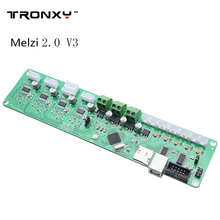 Free shipping Melzi 2.0 1284P Reprap Control Mainboard Prusa I3 for tronxy 3d Printer Controller PCB Board