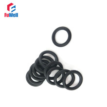 500pcs 2mm Thickness NBR O-ring Seals 5/6/7/8/9/10/11/12/13/14mm OD Nitrile Rubber Oil Resistance O Rings Sealing Gaskets(China)