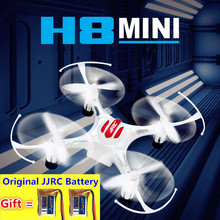 JJRC H8 mini drone Headless Mode drones 6 Axis Gyro quadrocopter 2.4GHz 4CH dron One Key Return RC Helicopter VS CX10W JJRC H20(China)