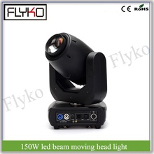 New arrived!!! LED 150W beam moving head night club light beam effect