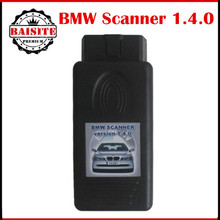 Promotion Price for BMW Scanner 1.4.0 OBD2 Code scanner for bmw scanner 1.4 for BMW diagnostic tool code reader For BMW