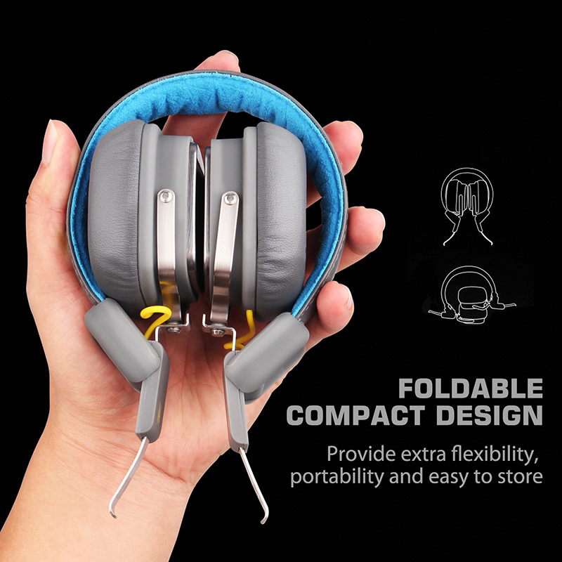 Oneodio Bluetooth Earphone Sport Stereo Wireless Headphones 4.1 Headset Bluetooth Earphone For Phone Over Ear Wireless Headphone