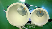 special oblique house design eyeshield directional recessed downlight lamp 8w 12w with TUV driver high quality leds