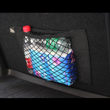 Storage bag for automobile trunk for Geely Vision SC7 MK CK Cross Gleagle SC7 Englon SC3 SC5 SC6 SC7 Panda Car Styling(China)