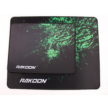 Rakoon 35*44cm Mousepad Grande Gaming Mouse Mice Professional Locking Edge Mouse Pad Anime Computer PC Gamer Mat