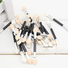 Eyeshadow Applicator Professional Double Ended Sponge Makeup Suppliers Eye Shadow Brushes  Cosmetic Make up Tools