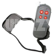 Electric Shock+infrared Ray+Light+Word OF Command Dog Training Device Pet Trainer Dog Stop Barking Collar