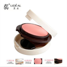 LIDEAL 8 Colors Blusher Maquiagem Face Blush Powder Makeup Palette Brand New Facial  Red Sleek With Brush