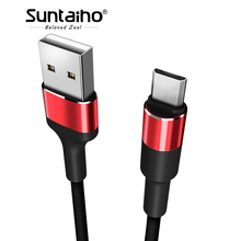 Suntaiho Micro USB Cable 2A Fast Charge USB Cable xiaomi redmi note 5 vivo x21 data cable Tablet Cable Samsung s7
