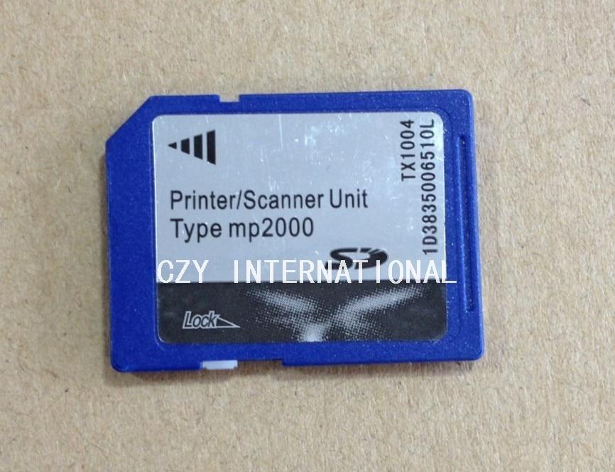 Aficio 2075 MP7500 MP5000 MP9001 MP4002 SD card set<br><br>Aliexpress
