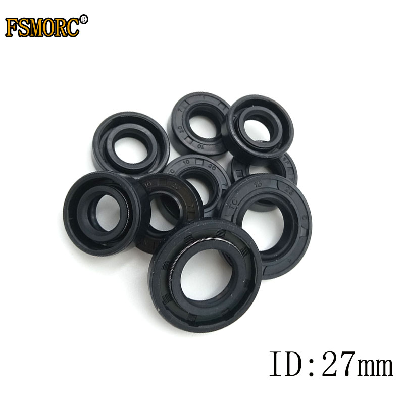height, model Rotary shaft oil seal 13 x 27 x pack