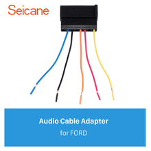 Seicane Hot sale Audio Sound Cable Wiring Harness Adapter for FORD Mondeo(China)