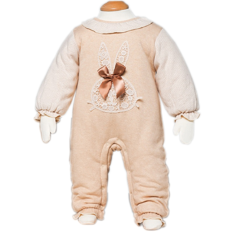 Newborn Baby Girl Boy Organic Cotton Long Sleeve Rompers Clothes Infant Toddler Unisex Baby Cute One-pieces Jumpsuits Rompers<br>