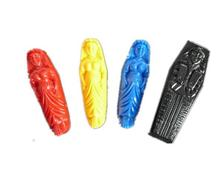 Free shipping Egyptian Mummy Mystery - Magic Tricks,Stage Magic,beginner,comedy,Mentalism,close up,Accessories,toys(China)