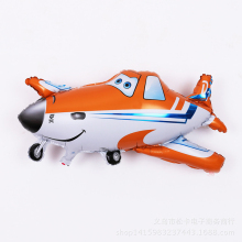 New Coming Airplane Toys Balloon, Helicopter Inflatable Balloon, Airbus Mylar Balloon, Cars Toys for Party Birthday