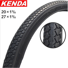 KENDA city bike tire 26er 20 / 24 / 26 / 27*1-3/8 ultralight bicycle tire 26 BMX MTB Kids' Bikes bicicleta pneu cycling tyres