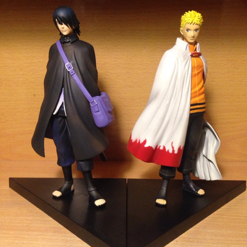 Anime Naruto Original Boruto Figure Naruto Sasuke DXF Banpresto 2pcs/set 16CM PVC Action Figure Model<br>