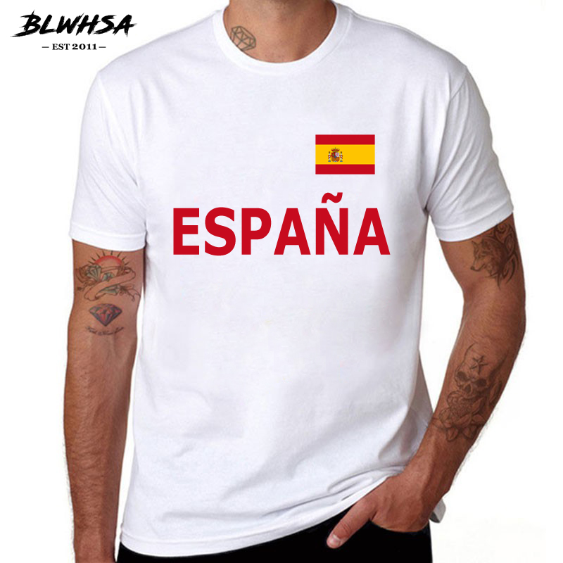 MT0018040101 Russia 2018 World Cup ESPAÑA Red Logo