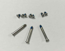 "3Sets/Lot Bottom Back Case Cover Screw Screws Set Repair Part For Macbook Pro A1278 A1286 A1297 13"" 15"" 17""(China)"