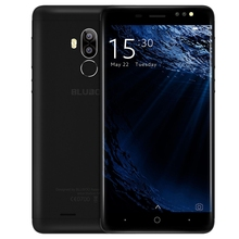 Original BLUBOO D1 5.0 Inch Mobile Phone HD 8.0MP Dual Back Camera MTK6580A Quad Core 2G +16G Android 7.0 2600mAh Cell phones