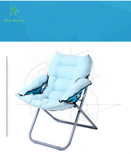 Louis Fashion Home Lazy Person Computer Chair Folding Office Simple College Dorm Room Chair Study Leisure Game Armchai(China)