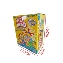 Wet Water Challenge Cap New Exotic Tricky Interactive Parenting Interactive Multiplayer Toys