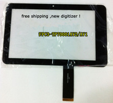 100% NEW Freelander PD10 3G MTK6575 MTK6577 touch screen Touch Panel TP70001AV1 FPC3-TP70001AV2(China)