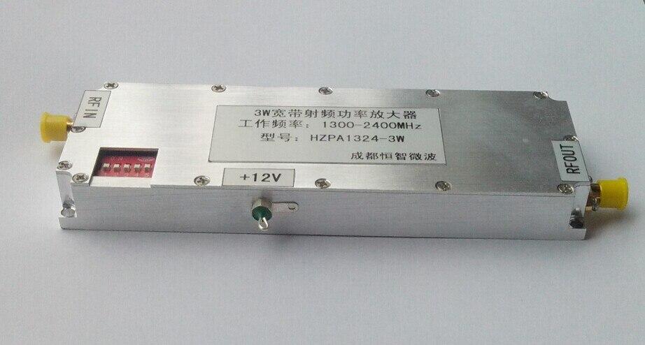 Rf Amplifier Broadband Microwave China Mainland