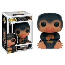 In Stock Funko POP Figures Fantastic Beasts And Where to Find Them Niffler Vinyl Action Figure Collectible