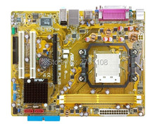 original motherboard for AUSU M2N-MX SE PLUS  socket AMD2+ ddr2 Desktop mini motherboard tested good!