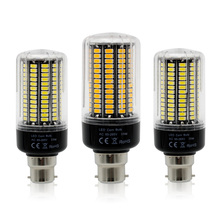 No Flicker 3W 5W 7W 9W 12W 15W B22 LED Lamp 5736 SMD 156 LEDs Corn Light Bulb AC 85-265V Replace 30W -150W Incandescent(China)
