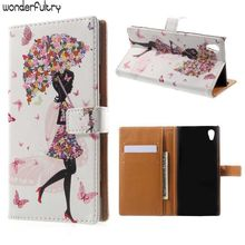 Buy Wonderfultry Luxury PU Leather Case Capa Sony Xperia XA 1 Flip Stand Wallet Cover Coque Fundas Sony Xperia XA1 Case Capa for $5.92 in AliExpress store