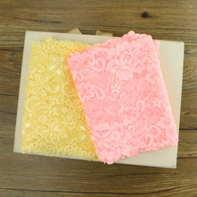High quality elastic lace accessories 16cm elastic lace headband sewing garment accessories
