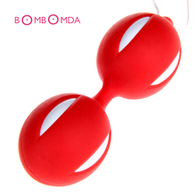 Love Ball Smart Ball Vagina Trainer Sex Ben Balls Kegel Ball Vagina Excerciser Pussy Training Vibrator Sex Products For Women(China)