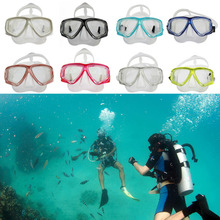 New Diving Swimming Mask Anti Fog Glasses Tempered Glass Lens Snorkeling Unisex Free Shipping Well Sell