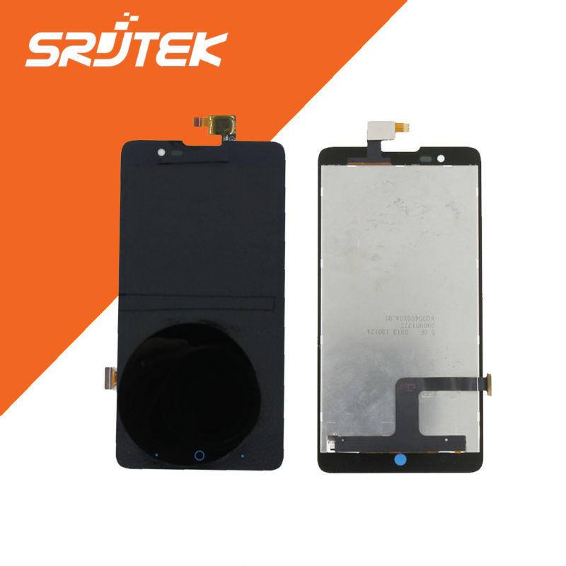 100% test Black Full For ZTE Blade HN V993W l3 plus LCD Display with Touch Screen Digitizer Assembly Replacement<br><br>Aliexpress