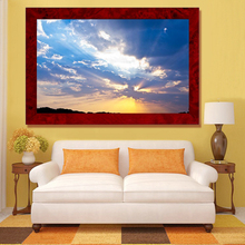 Full Diamond Painting The Wonderful Asahi diy Diamond Embroidery American Style Picture For Living Room A Good Gift For Family(China)