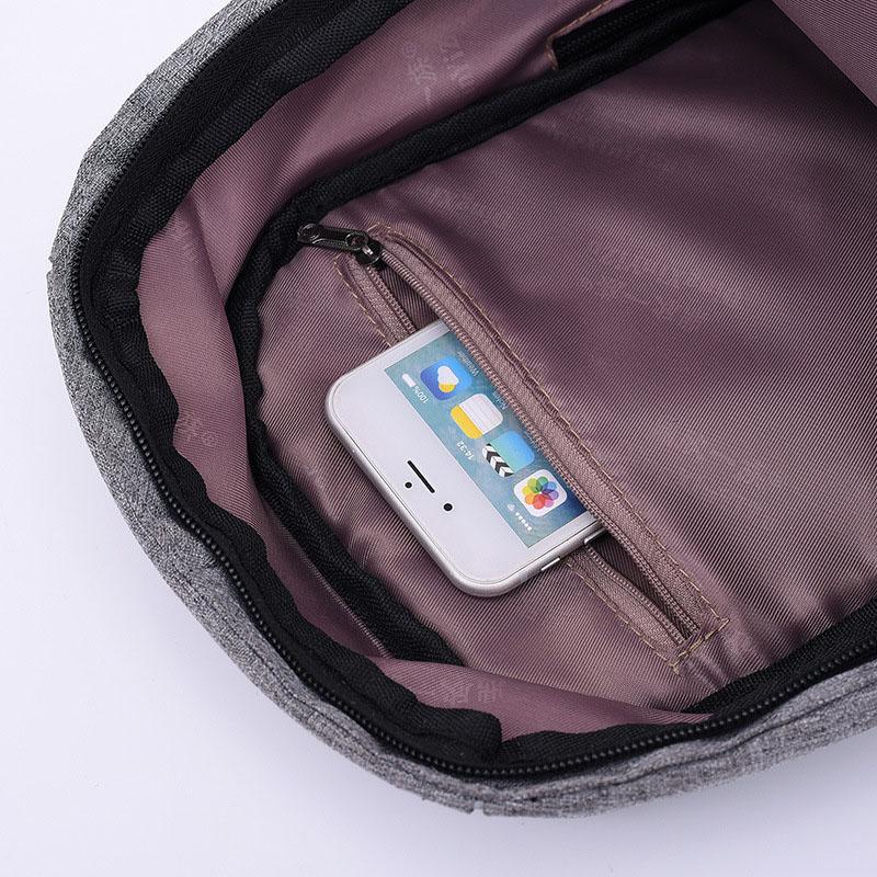 Men Anti Theft Backpack USB Rechargeable Crossbody Women Bags Boys Girls Single Shoulder Bag Backpacks Sac A Dos Homme BP0205 (20)