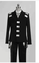 Anime Soul Eater Death the Kid Cosplay  Costume