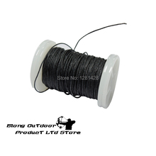 "Free Shipping 30 Meter 0.025"" Thickness Bow String Serving Thread For Various Bow String,For Outdoor Archery Bow Equipment"