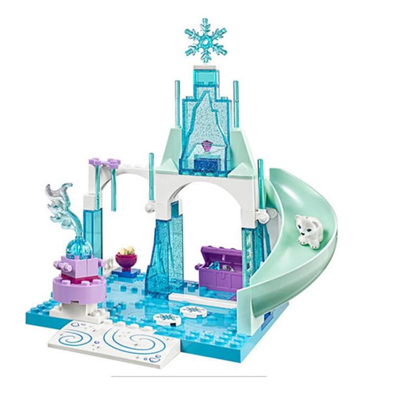 GonLeI-10665-Girl-Friends-Princess-Snow-Queen-Anna-Elsa-s-Sparkling-Ice-Castle-Anna-Elsa