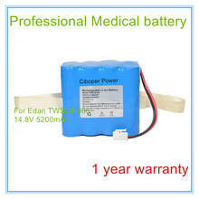 Medical Battery Replacement for TWSLB-006 ,4IXR19/65-2,F6 High Quality Vital signs monitoring battery