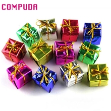 Compuda New! Arrival Hot 12PC Fashion Christmas Tree Ornaments Decorations Dinner Decor Quality First